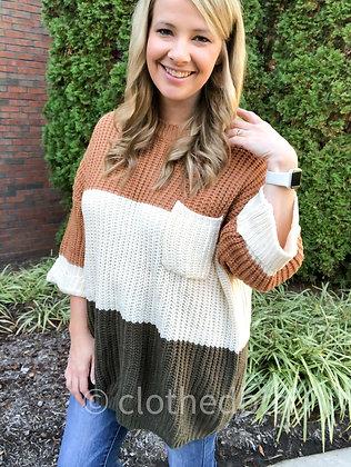 Jennifer Sweater