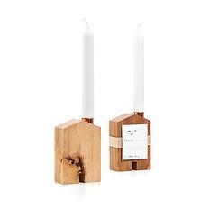 Sam agus Nessa - Teach Candle Holder - S