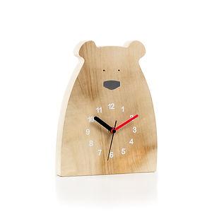 Sam agus Nessa - P Bear Clock.jpg