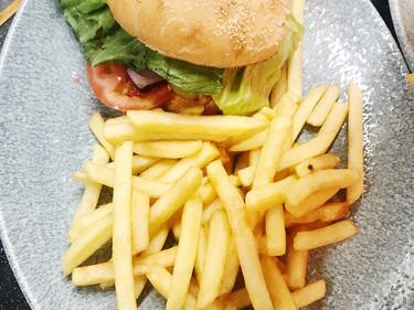 Burger&Chips