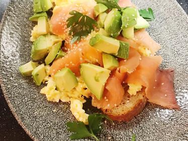 Avocado Salmon