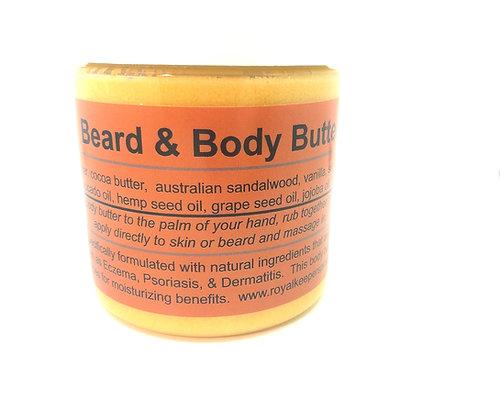Beard & Body Butter