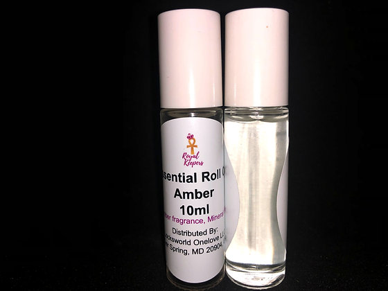Amber Roll-On 10ml