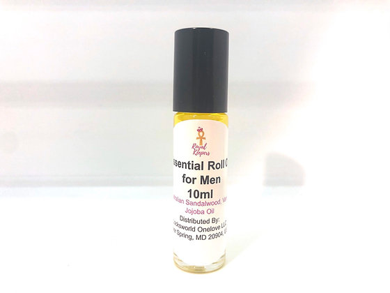 Men's Roll- On Essential Oil