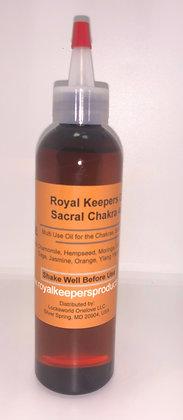 Sacral Chakra Oil