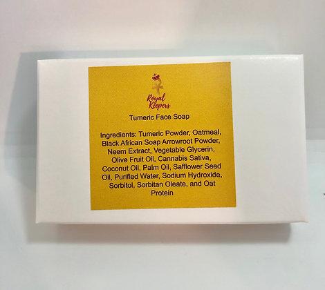 Tumeric Face Soap