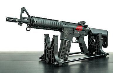 Battalion 45 Airsoft Gun M4 CQB-R Sports Line