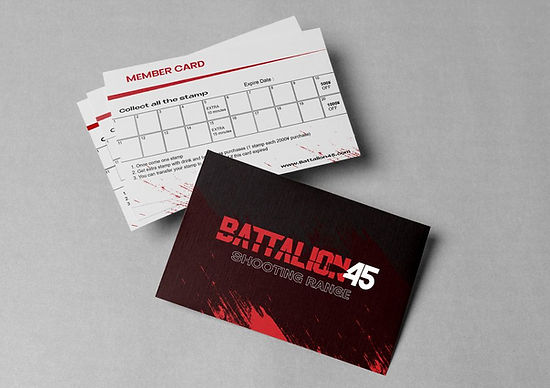 Battalion 45 Airsoft Gun Shooting Range Arena