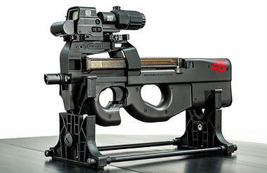 Battalion 45 Airsoft Gun P-90 TR