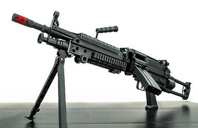 Battalion 45 Airsoft Gun M249 Para Sports Line