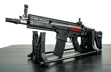 Battalion 45 Airsoft Gun Scar-l CQC Boys Gun