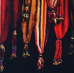פתילי כותנה ארוגים מאפגניסטן וכורדיסטן, תחילת המאה העשרים
