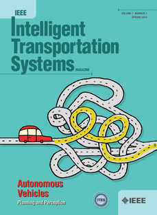 Special Issue on Perception and Planning for Autonomous Vehicles -  Special Issue on ITSC2013