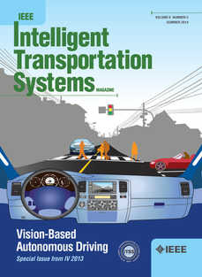 Special Issue on the 2013 IEEE Intelligent Vehicles Symposium & Workshop