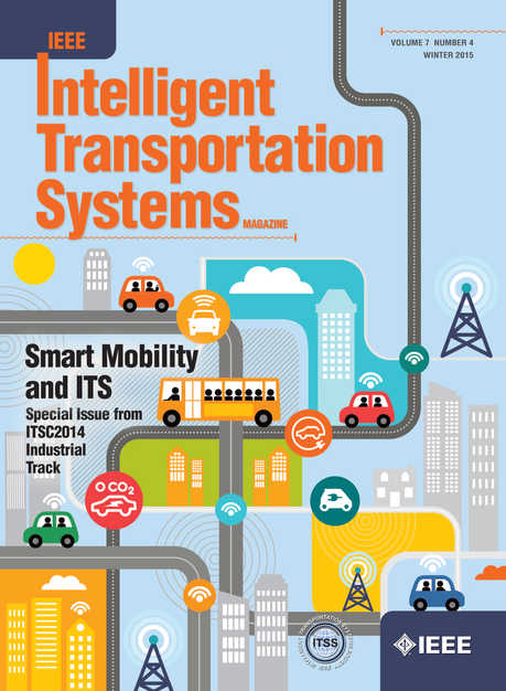 Special Issue on ITSC 2014 Industry Track