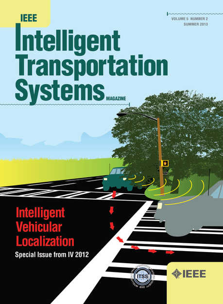 Intelligent Vehicular Localization: Special Issue from IV 2012