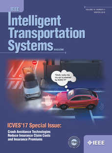 ICVES'17 Special Issue: Crash Avoidance Technologies Reduce Insurance Claim Costs and Insurance Premiums