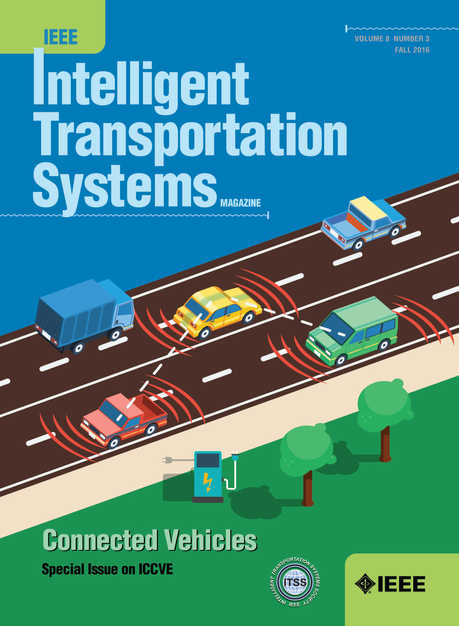 Special Issue on Connected Vehicles
