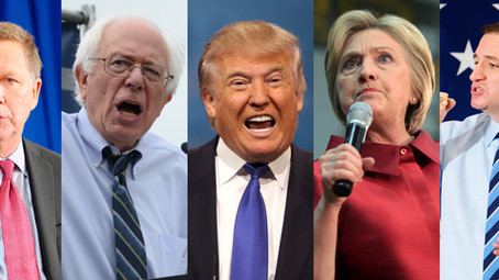 The Missing Peace: US Presidential Candidates