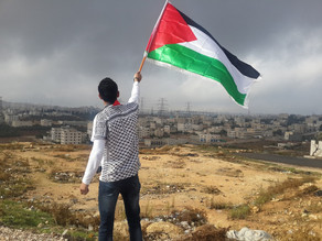 Prince William's Palestine Visit Promotes Peace