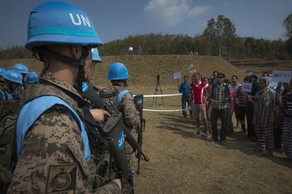 Can a New Model of Peacekeeping work?
