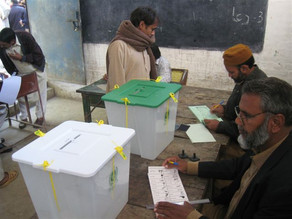 Pakistan's Elections