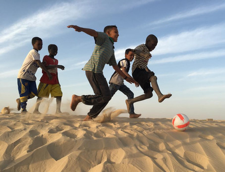 Op-ed: Football in Mali unites vulnerable youth