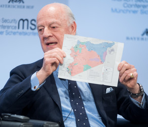 Four-way Syria talks begin in Istanbul