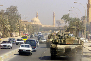 Dramatic drop in Iraq violence