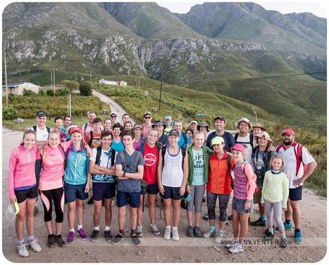 Hiking Twaalfuurkop