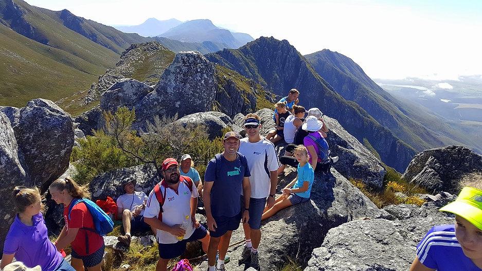 Hike Twaalfuurkop
