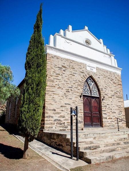 Weddig Malgas Church