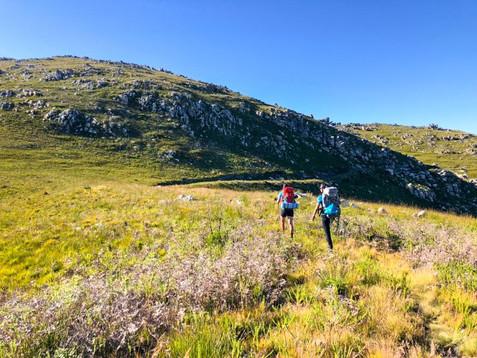 BOOSMANSBOS 2 Day Hike