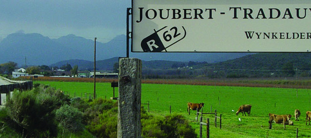 Joubert Tradouw Wines R62