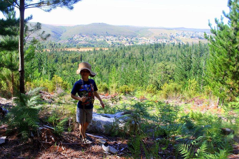 Hiking in Suurbraak