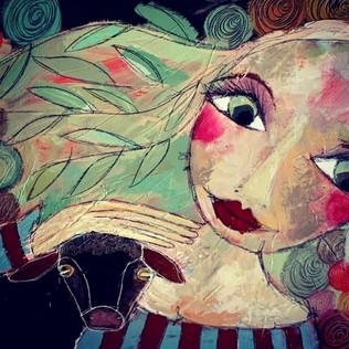 Art de Olivia