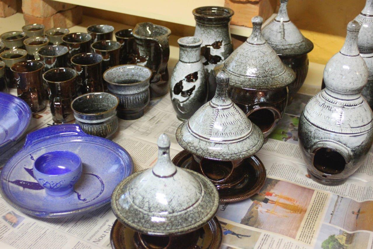 Bukkenburg Pottery
