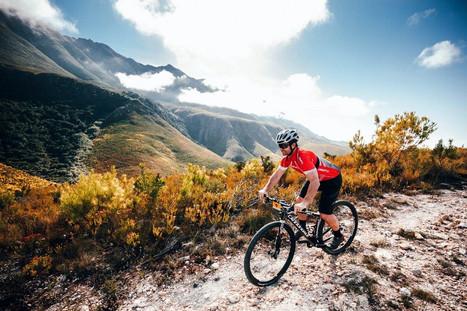 Mountain Biking, Clovers and Coffee Shops