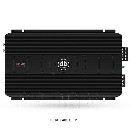 Amplificador DB Drive A7M100.4 Clase AB