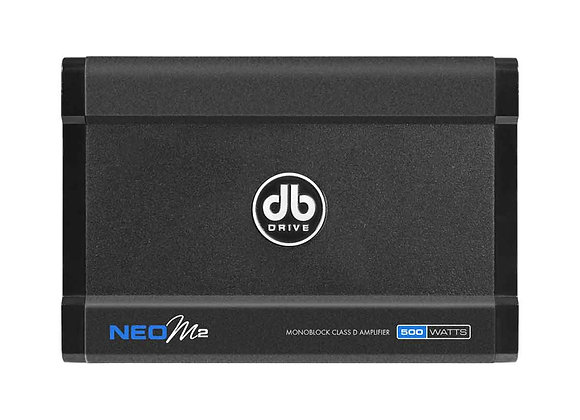 Amplificador Marino DB Drive NEO M2 500 Watts 2 Ohms
