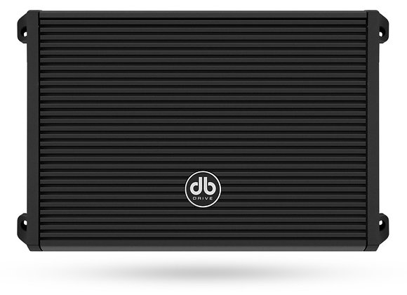 Amplificador DB Drive Okur A6 600.4 Clase AB