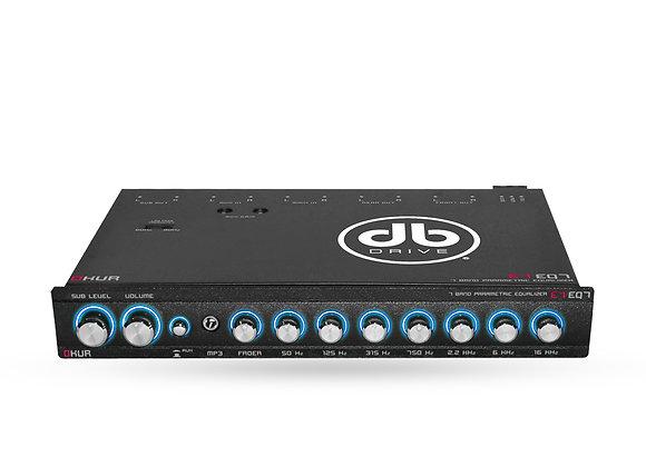 Ecualizador 7 Bandas E7 EQ7 DB Drive