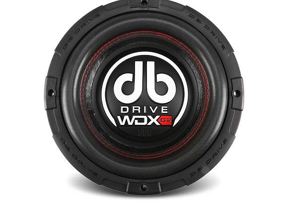 Subwoofer DB Drive WDX10G2-4 2000 Watts