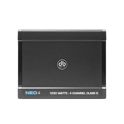 Amplificador DB Drive NEO4 Clase D