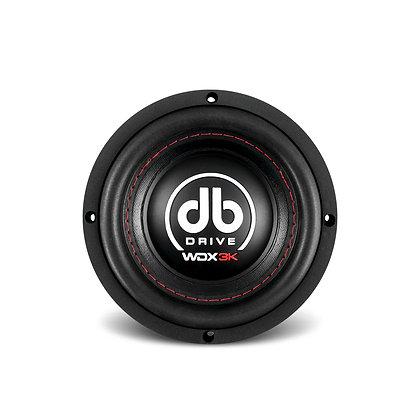 "Subwoofer WDX6.53K - 6.5"" 4 Ohm DVC"