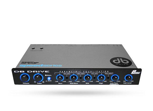 Ecualizador DB Drive SPEQP 4 Bandas