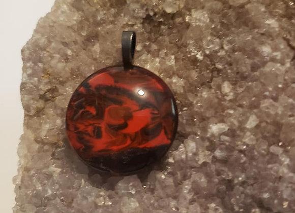 Red/Black Circle