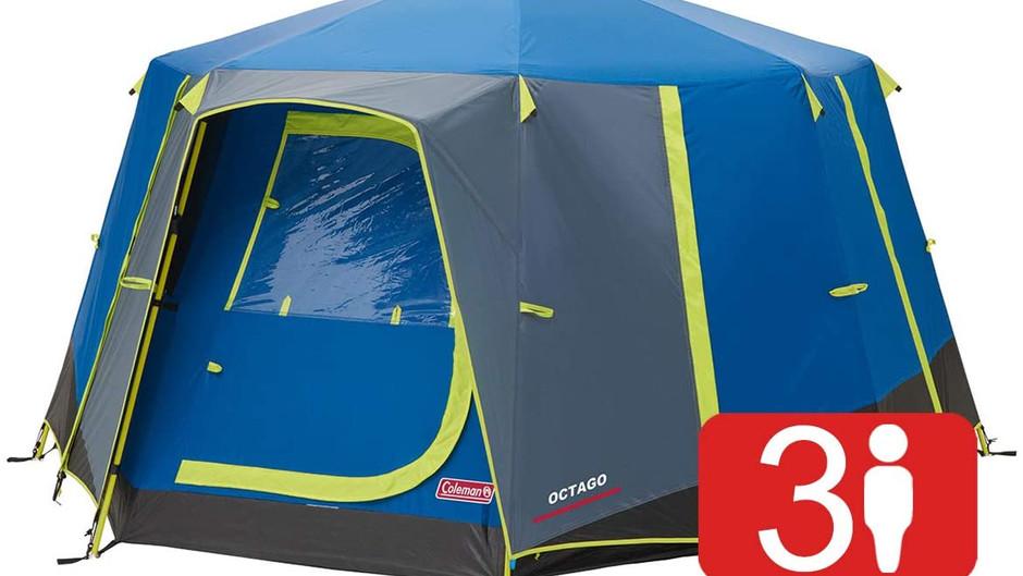 Top 5 -3 man Tents
