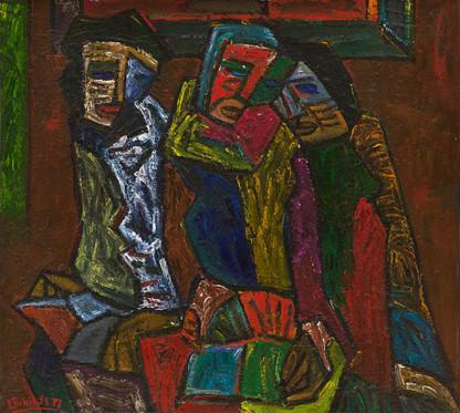 Trys moterys, 1971