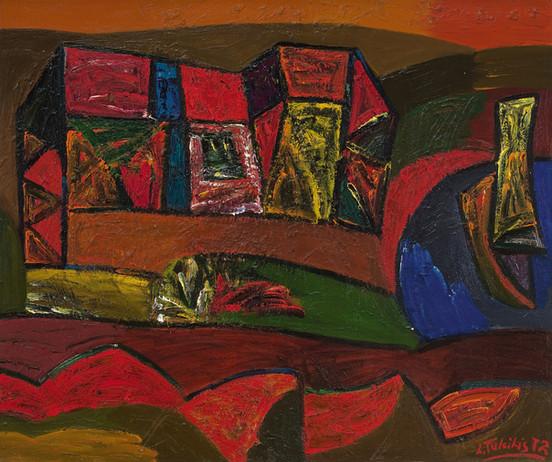 Rudens motyvas, 1972